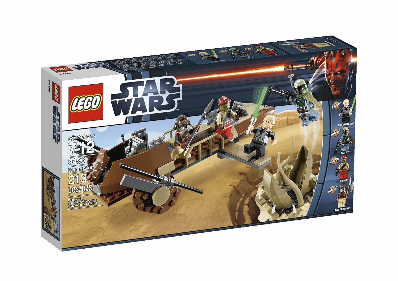 LEGO 9496 - STAR WARS - Desert Skiff - NEW