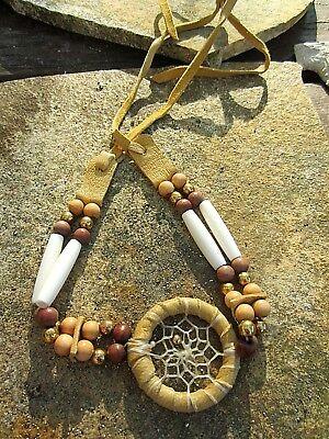 Sinnliche Folklore Kette Indianer Stil Traumfänger Anmutig Schön