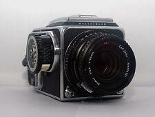 Hasselblad 500 CM +Carl Zeiss Planar T* 80mm f2.8 Lens +Winder Meter ((Mint+++))