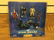 Star Wars SAGA Ultimate Bounty Action Figure BOBA FETT Bossk IG-88 Aurra Sing