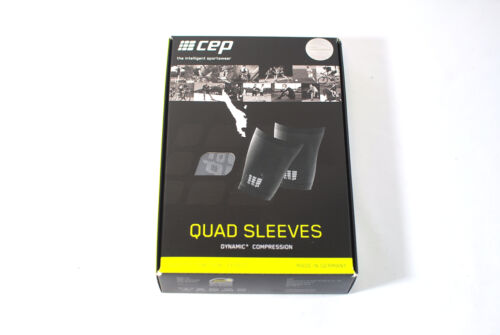 Compression Pair Sportswear Iii Cep Sleeves Dynamic Size Quad Unisex Black vZ5S5qw