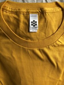 American-Apparel-Women-039-s-Girls-T-Shirt-100-Combed-Cotton-New-SLIM-FIT