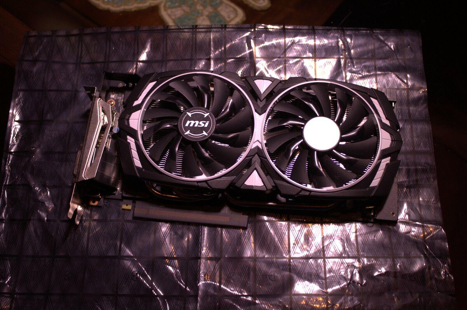 MSI Gaming GeForce GTX 1070 8GB GDDR5 Graphics Card