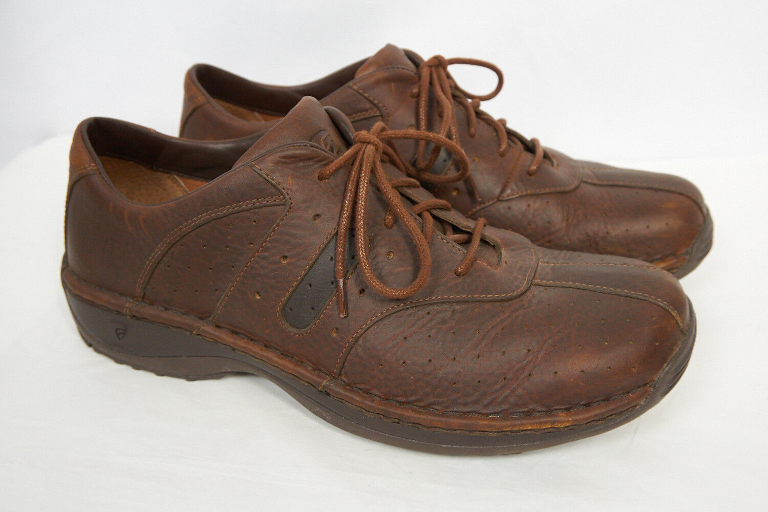 RED WING Alley 4031 Saffron Brown Leather Casual Comfort Oxford shoes Men 11.5 EE