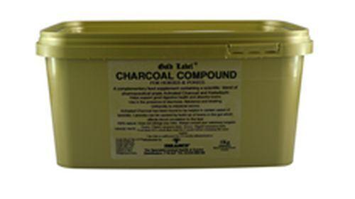 gold LABEL CHARCOAL COMPOUND - 1 KG - GLD0560