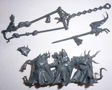 G402 Skaven Plague Monks Left /& Right Sword Arms