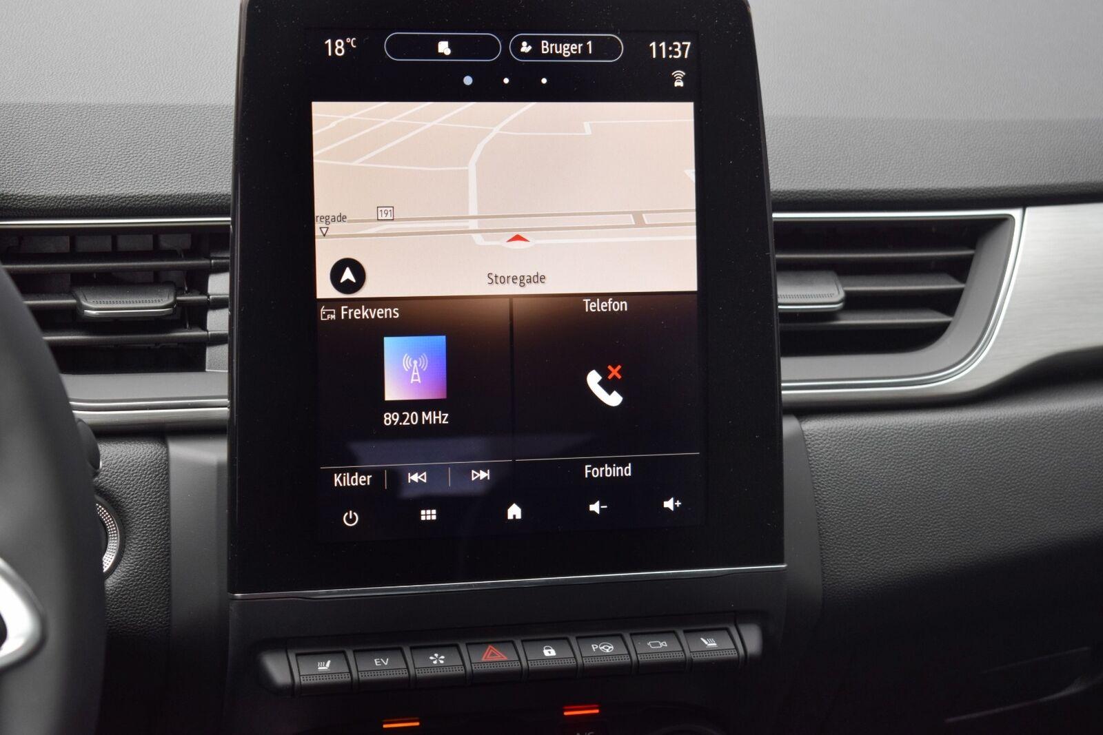 Renault Captur 1,6 E-Tech Intens - billede 9