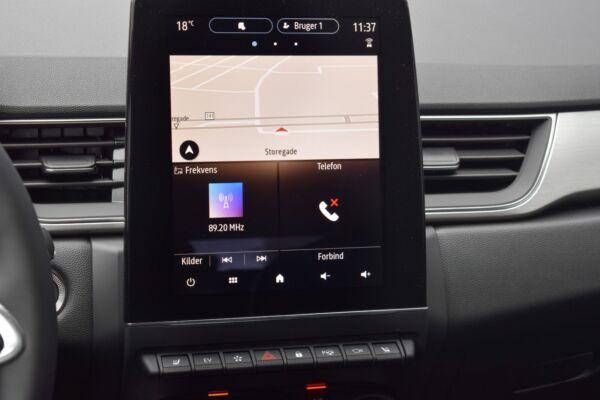 Renault Captur 1,6 E-Tech Intens billede 9