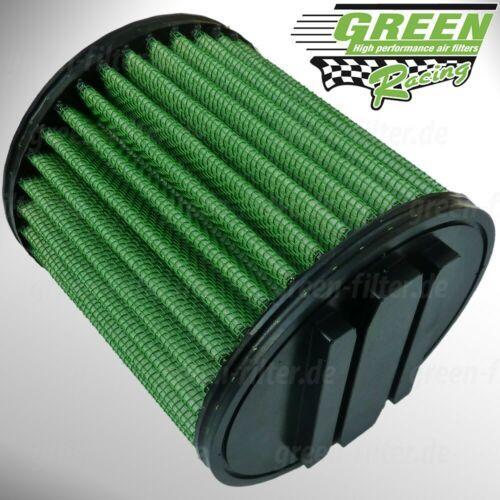 Green filtros de aire deportivos qa034 para Arctic Cat 250 /& 300 filtro de aire