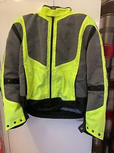 BMW-Motorrad-Airshell-Motorcycle-Jacket-Flo-Yellow-Black-2XL-UK-48