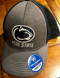 TOP of The WORLD Headwear One-Fit Penn State (Front) S (Back) NEW W ... d486681cbb2