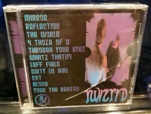 Twiztid - Mirror Mirror CD SEALED 2nd Press Psy-4010 insane clown posse blaze
