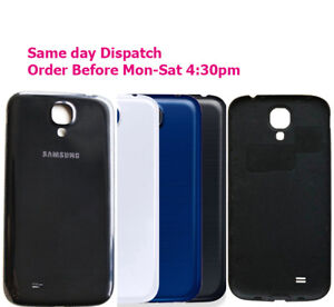 Samsung-Galaxy-S4-i9500-i9505-Rear-Battery-Back-Cover-Housing-Case-Door-OEM