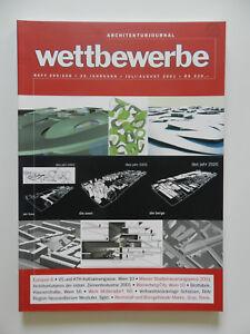 Wettbewerbe-Architekturjournal-Architektur-Zeitschrift-Heft-205-206-2001