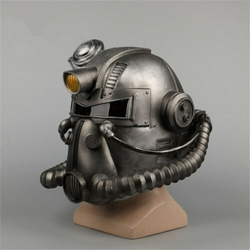 Fallout 76 Portable T-51 Power Armor Casque Fall out Mask Prop Halloween Masque