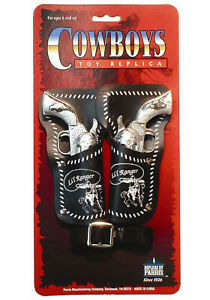 LIL-RANGER-Double-Holster-New-Small-Toy-Gun-Cowboy-Costume-boy-Child-PHOTO-PROP