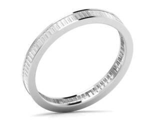 1-00-diamanti-taglio-brillante-baguette-pieno-eternita-anello-in-oro-bianco-9K