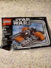 49 Pieces 20th Anniversary Lego Star Wars SnowSpeeder Poly Bag #30384
