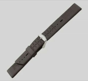 Bonetto Cinturini 280 20mm Vintage Diver Italian Rubber Strap