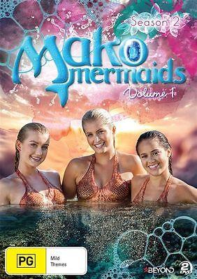 Mako Mermaids : Season 2 : Volume 1 = NEW R4 DVD