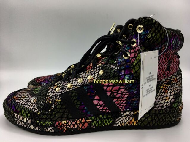 info for c1375 33782 adidas Top Ten Hi Floral Print Snakeskin Mens Size 9.5 for sale ...