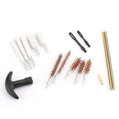 Waffenreinigungsset für .22 38 40 44 45 357 cal 9mm Hand Gun Pistol