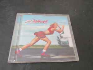 Geri Halliwell SCREAM IF YOU WANNA GO FASTER CD 2001 EMI ottimo