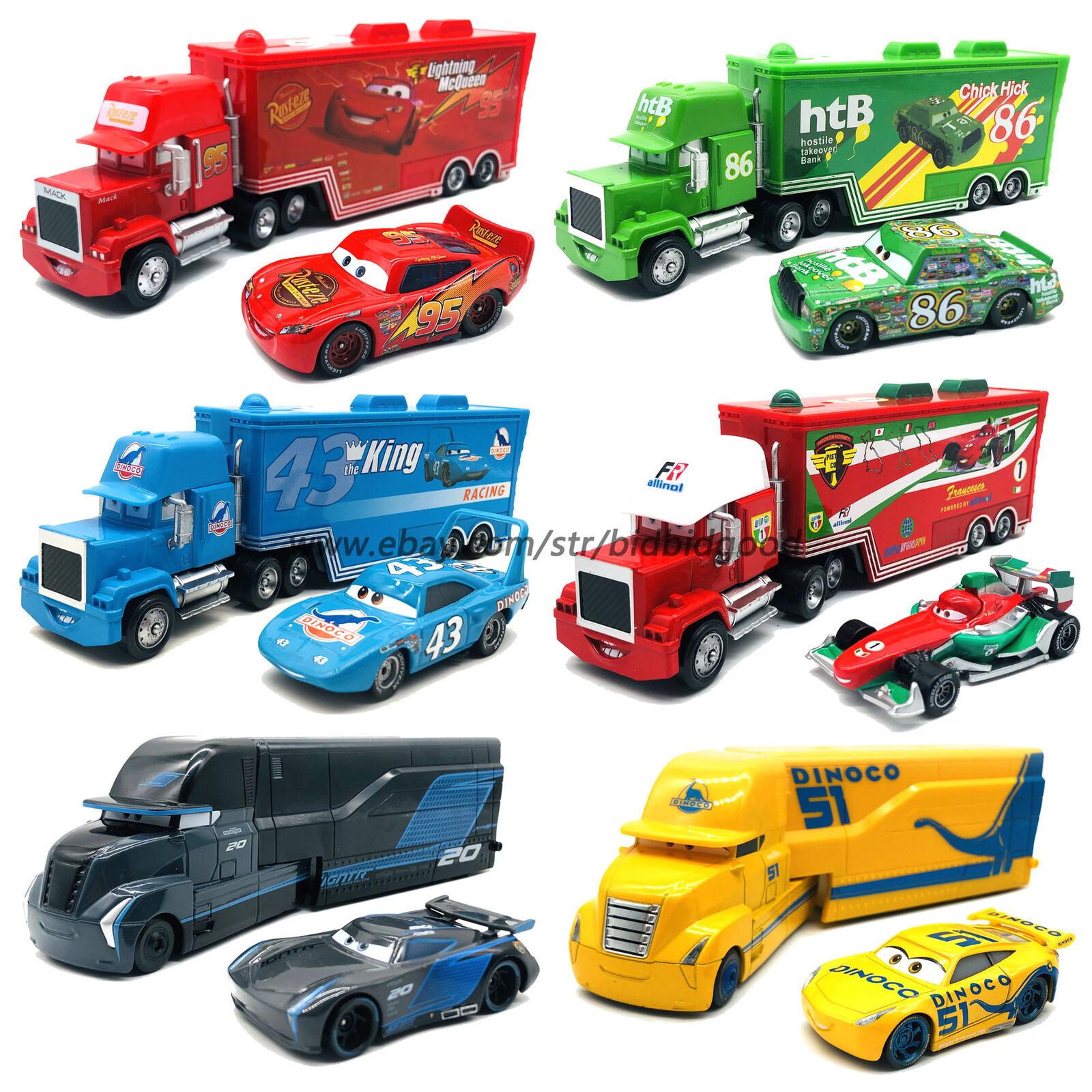 Disney Pixar Cars Wally Hauler Walmart Truck For Sale Online Ebay