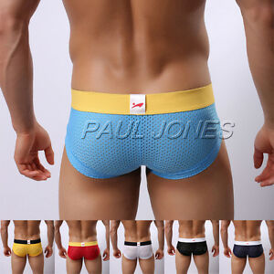 SEXY-HOMME-SLIPS-respiration-mailles-calecons-boxers-Hipster