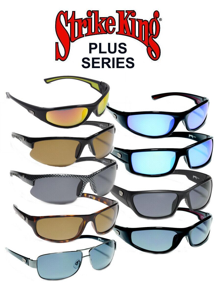 c91a801285 Strike King SK Plus Cumberland Sunglasses Black Frame Gray Lens for sale  online
