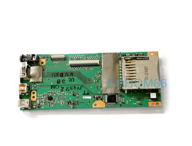Original Main Board MotherBoard MCU PCB Unit Replacement for Nikon D3100 Camera