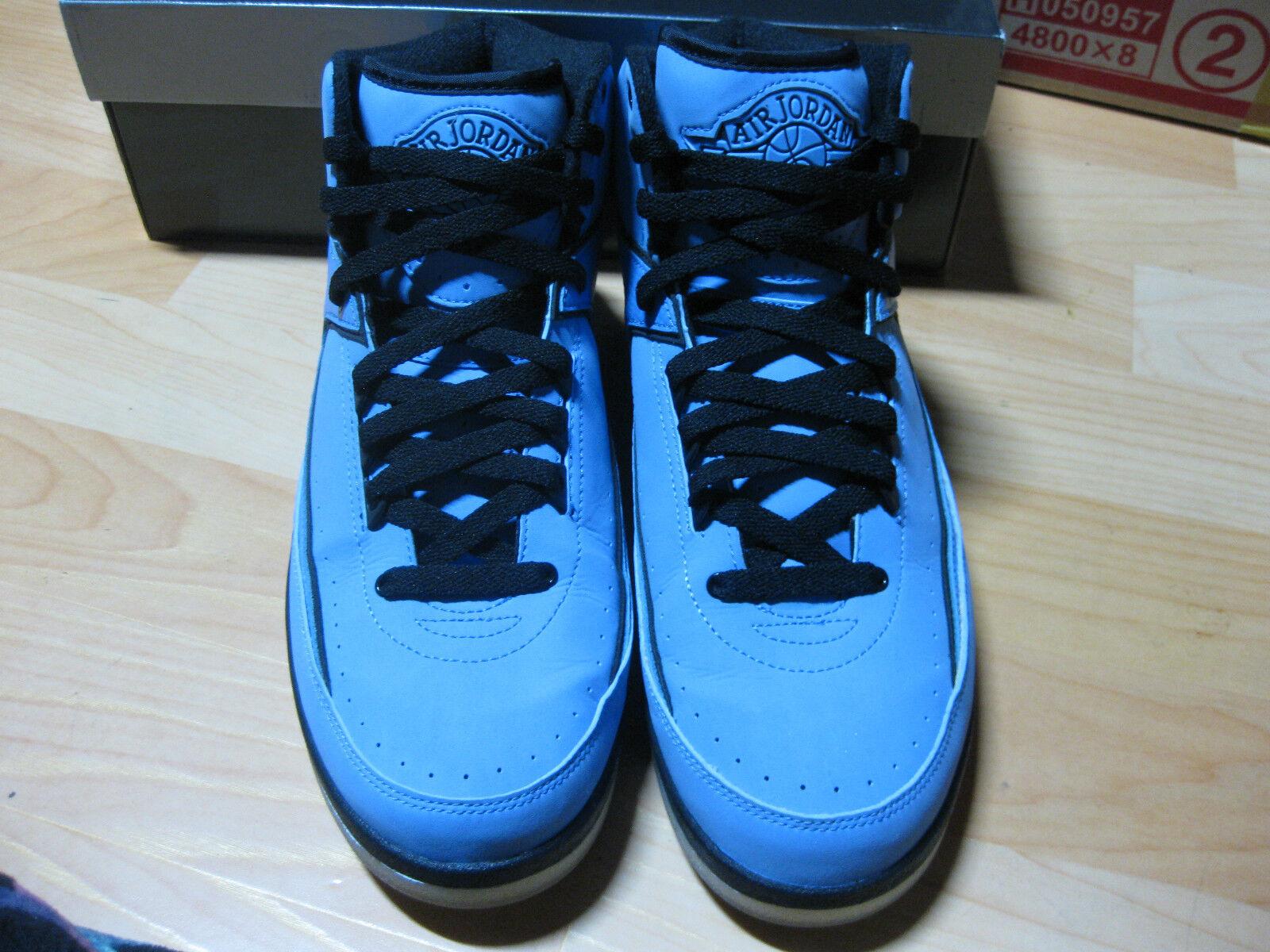 Nike  AIR JORDAN 2 RETRO  Candy Pack University Blue Sz 10