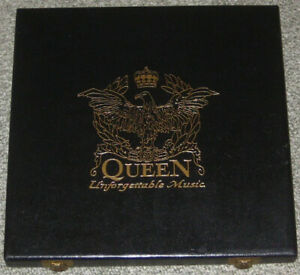 box-2-cd-Queen-Unforgettable-Music-Gold-discs-Limited-Edition-EU-1993-TRIBUTE