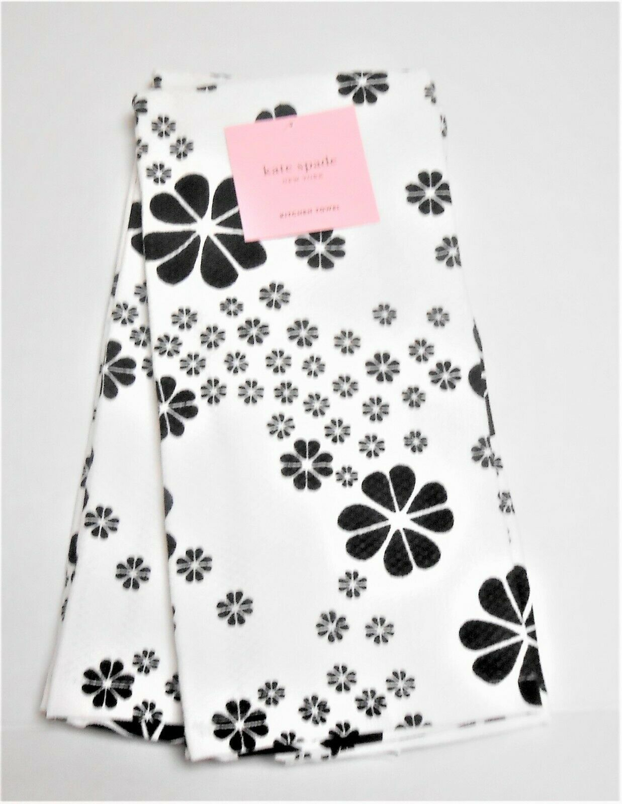 Ritz Royale Collection Solid Kitchen Dish Towel Set Black 2 Piece For Sale Online Ebay