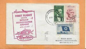 Primo-Volo-Delta-Compagnie-Aeree-Detroit-Mich-a-Miami-Fla-Aprile-26-1959