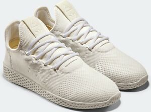 ed7168c1a73c1 ADIDAS Pharrell Williams HU HOLI TENNIS Hu BLANK CANVAS DA9613 WHITE ...