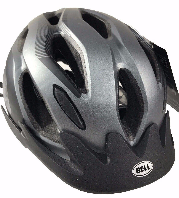 Bell Bicycle Helmet Adult Adjustable - Grey