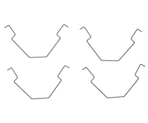Brake Pad Drag Reduction Clip-R-Line Rear Raybestos H6030
