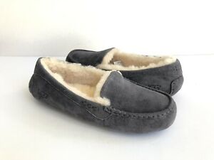 Details About Ugg Ansley Nightfall Shearling Lined Moccasin Shoe Us 12 Eu 43 Uk 10 Nib