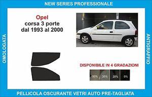 film-vitre-verre-opel-corsa-3p-a-partir-de-1993-2000-set-avant