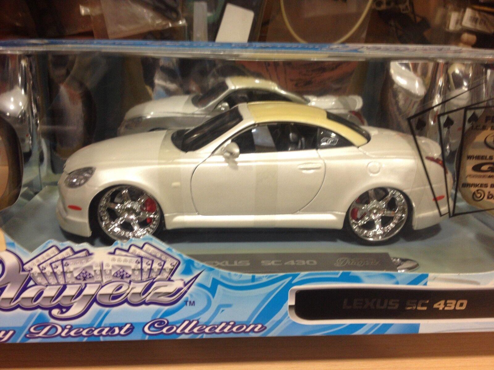 Coche coleccion MAISTO,escala 1 18,Ref.31056,Lexus SC430