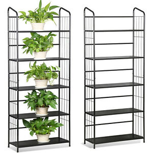Attractive ... Heavy Duty Metal Mesh Plant Flower Stand Shelves
