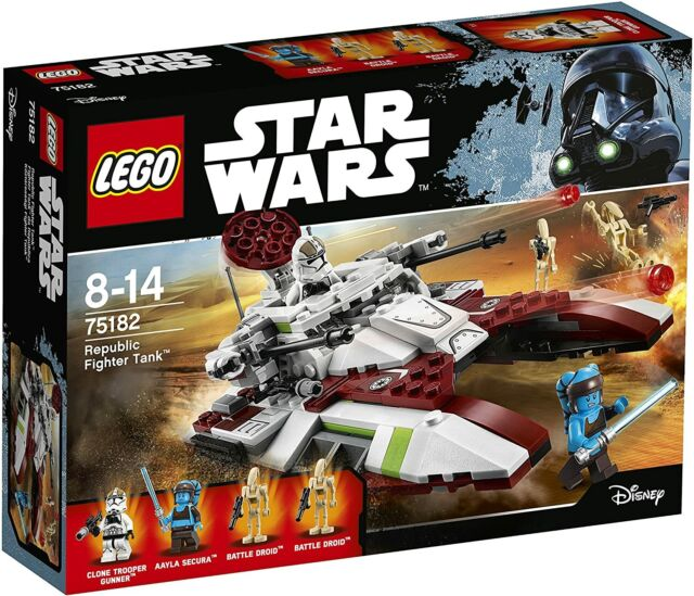 LEGO ® Star Wars 75182-Republic Fighter TANK NUOVO NEW SEALED MISB