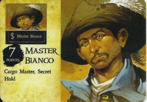 012 MASTER BIANCO PIRATES SAVAGE SHORES