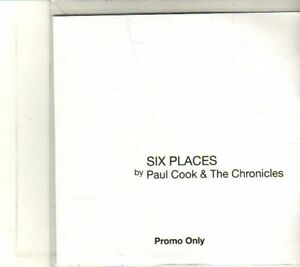 DT814-Paul-Cook-amp-The-Chronicles-Six-Places-2011-DJ-CD