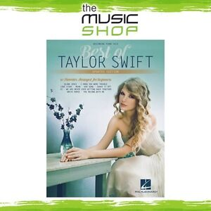New-The-Best-Taylor-Swift-Music-Book-for-Beginning-Piano-Solo-Updated-Edition