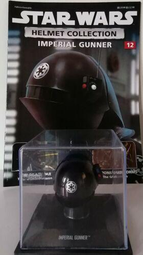 Imperial Gunner DeAgostini Issue 12 Star Wars Helmet Collection