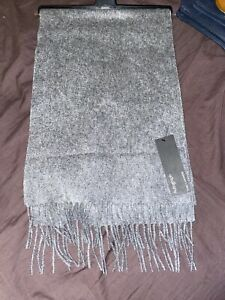 M/&S Collection Wool Blend Scarf New With Tags