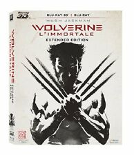 WOLVERINE L'IMMORTALE BD (Blu-ray 3D)