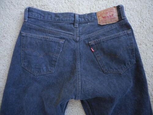 black tab Kids Little Levi/'s Jeans Vintage 80s Levi/'s Size 6slim Black denim